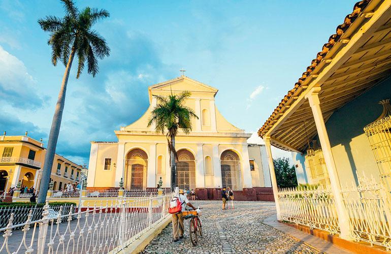 CUBA, DONDE CRECE LA PALMA